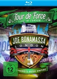 Joe Bonamassa - Tour De Force - Live in London (The Shepherd Bush)