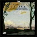ORCHESTRAL WORKS NDR RADIO PHILHARMONIE/WERNER ANDREAS ALBERT