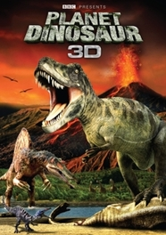 BBC Earth - Planet Dinosaur 3D (2DVD)