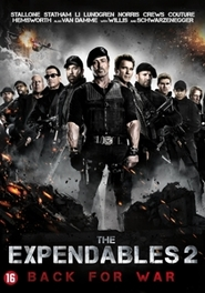 EXPENDABLES 2 CAST: SILVESTER STALLONE MOVIE, DVDNL