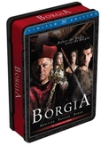 Borgia - Seizoen 1, (Blu-Ray) METAL SERIES // W/JOHN DOMAN,ISOLDA DYCHAUK & ART MALIK