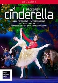 CINDERELLA NTSC/ALL REGIONS // ANNA TSYGANKOVA S. PROKOFIEV, DVD