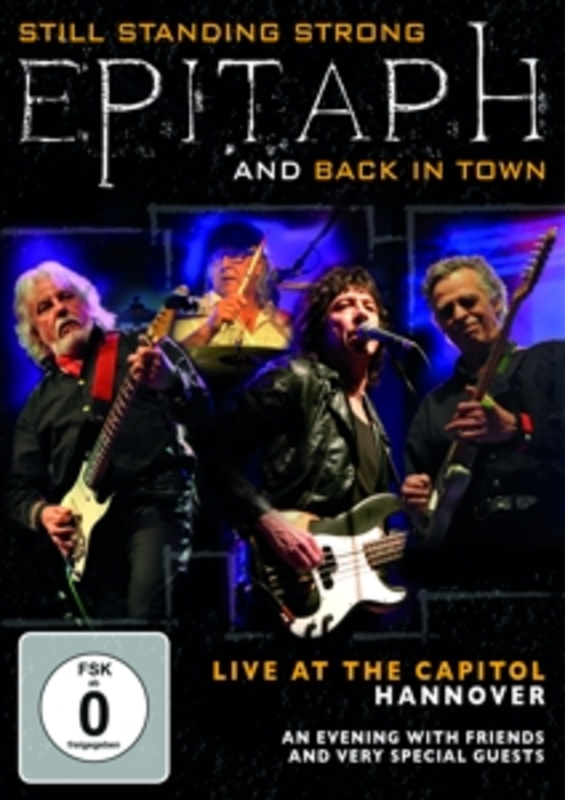 Epitaph - Still Standing Strong And Back In Town, (DVD) .. BACK IN TOWN EPITAPH, DVDNL