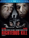 Righteous kill, (Blu-Ray)