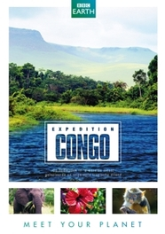BBC earth - Expedition Congo, (DVD) ALL REGIONS DOCUMENTARY/BBC EARTH, DVDNL