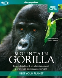BBC Earth - Mountain Gorilla (Blu-Ray)
