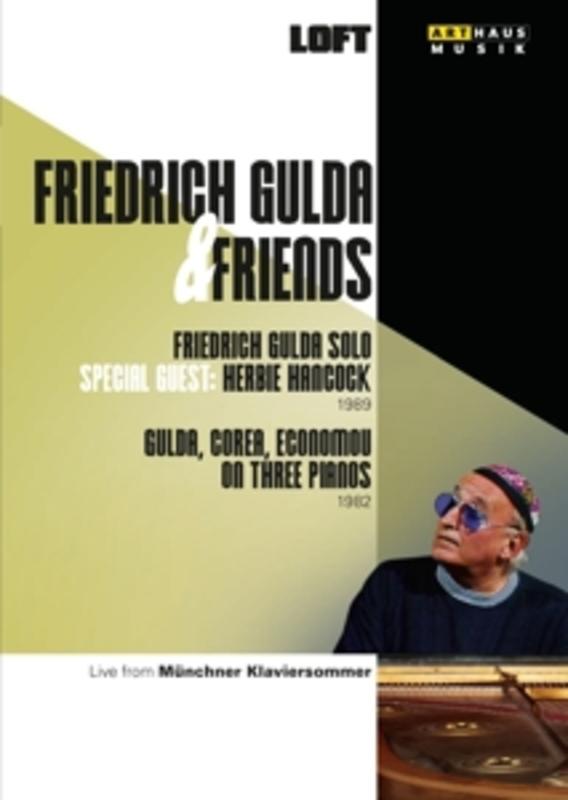 AND FRIENDS 1989 NTSC/ALL REGIONS FRIEDRICH GULDA, DVDNL