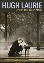 Hugh Laurie - Live On The Queen Mary, (DVD) NTSC/ALL REGIONS HUGH LAURIE, DVDNL