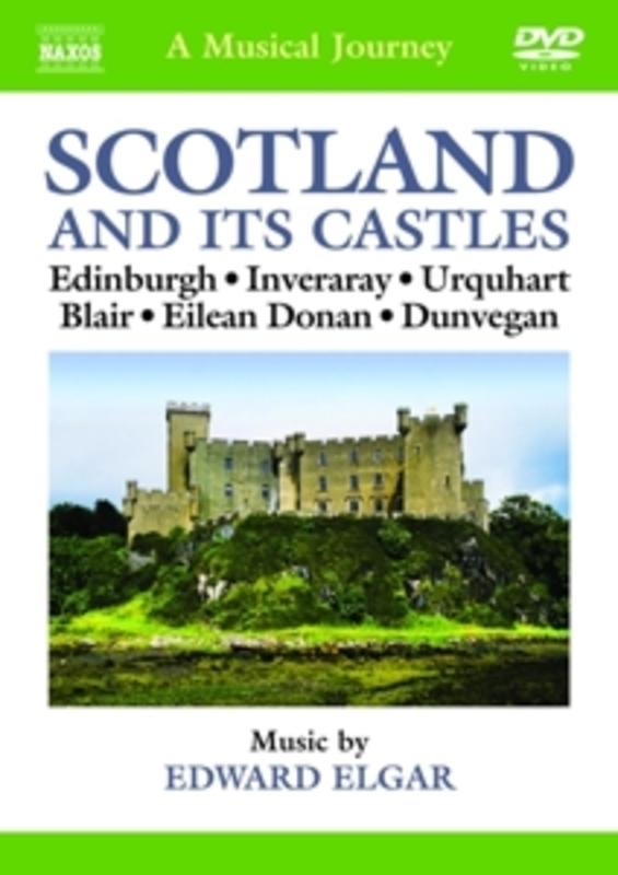 Various - A Musical Journey: Scotland And His, (DVD) NTSC E. ELGAR, DVD