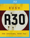 Rush - R30, (Blu-Ray) ALL REGIONS