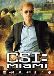 CSI: Miami - Seizoen 4 (6DVD)