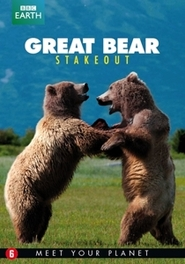 BBC earth - Great bear stakeout, (DVD) ALL REGIONS DOCUMENTARY/BBC EARTH, DVD