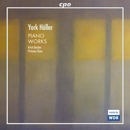 PIANO WORKS W/KRISTI BECKER, PI-HSIEN CHEN Audio CD, Y. HOLLER, CD