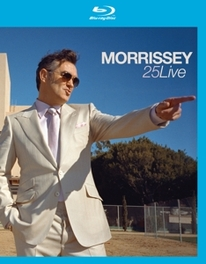Morrissey - 25Live, (Blu-Ray) LIVE AT THE HOLLYWOOD HIGH SCHOOL IN L.A., 2 MARCH 2013 Morrissey, Blu-Ray
