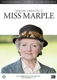 Miss Marple - De complete collectie (10DVD)