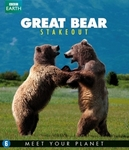 BBC earth - Great bear stakeout, (Blu-Ray) ALL REGIONS