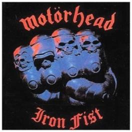IRON FIST -REMAST- Audio CD, MOTORHEAD, CD