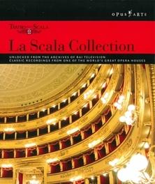 LA SCALA COLLECTION RICARDO MUTI//CILEA/VERDI/ROSSINI/DONIZETTI/MOZART TEATRO ALLA SCALA, DVD