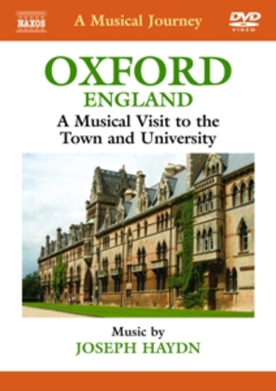 OXFORD:A MUSICAL JOURNEY NTSC J. HAYDN, DVDNL