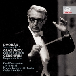 SYMPHONY NO.3 SMETACEK Audio CD, DVORAK/GLAZUNOV, CD