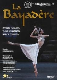 LA BAYADERE BOLSHOI THEATRE/PAVEL SOROKIN // NTSC/ALL REGIONS L. MINKUS, DVDNL