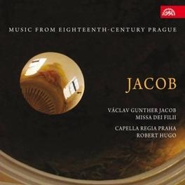 18TH CENTURY PRAGUE CAPELLA REGIA PRAHA  & SOLOISTS Audio CD, JACOB/RATHBERGER, CD