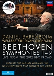 West Eastern Divan Orchestra - The Nine Symphonies, (DVD) MEIER/PAPE/BARENBOIM/WEST-EASTERN DIVAN ORCHESTRA