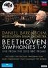 West Eastern Divan Orchestra - The Nine Symphonies, (DVD) MEIER/PAPE/BARENBOIM/WEST-EASTERN DIVAN ORCHESTRA