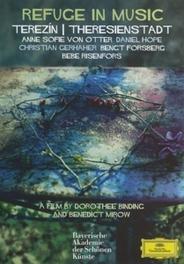 Otter,Anne Sofie Von/Hope,Daniel/Fo - Terezin, (DVD) ANNE SOFIE VON OTTER/DANIEL HOPE/BENGT FORSBERG DOCUMENTARY, DVDNL
