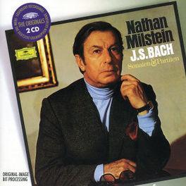 SONATAS & PARTITAS FOR SO N.MILSTEIN J.S. BACH, CD