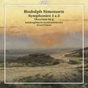 SYMPHONIES 1 & 2 SOENDERJYLLANDS S.O./ISRAEL YINON