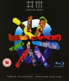TOUR OF THE UNIVERSE:.. .. BARCELONA DEPECHE MODE, Blu-Ray