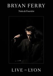 Ferry Bryan - Live In Lyon, (DVD) BRIAN FERRY, DVDNL