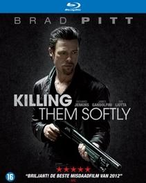 Killing them softly, (DVD) CAST: BRAD PITT, RAY LIOTTA MOVIE, DVDNL