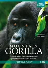 BBC Earth - Mountain Gorilla (2DVD)