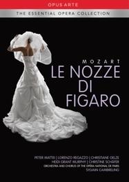 LE NOZZE DI FIGARO PARIS OPERA ORCHESTRA // NTASC/ALL REGIONS W.A. MOZART, DVDNL