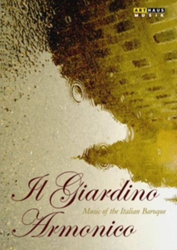 MUSIC OF THE ITALIAN BARO NTSC/ALL REGIONS IL GIARDINO ARMONICO, DVDNL