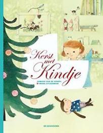 Kerst met kindje Van de Vendel, Edward, Hardcover