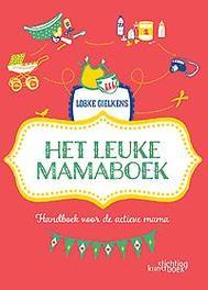 Het leuke mamaboek speciaal voor jou, omdat je een fantastische mama bent, Gielkens, Lobke, Paperback