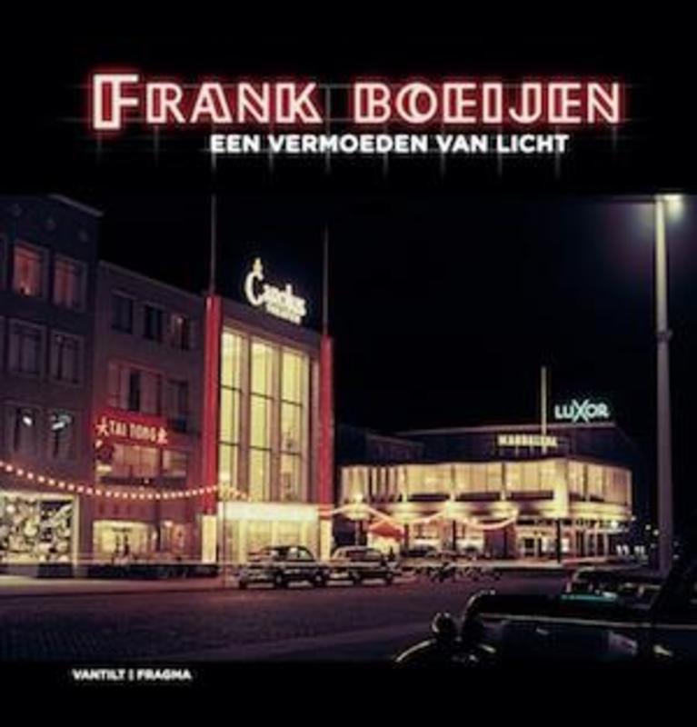 Een vermoeden van licht *BOEK+CD* Frank Boeijen, onb.uitv.