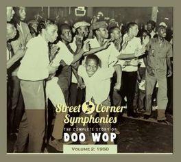 STREET CORNER..2 -DIGI- COMPLETE STORY OF DOO WOP 1950 /84PG. BOOKLET V/A, CD