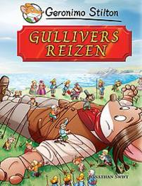 Gullivers reizen Stilton, Geronimo, Hardcover