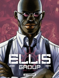 ELLIS GROUP 02. SAX ELLIS GROUP, Latour, Sébastien, Paperback