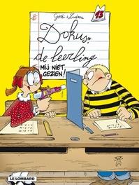 DOKUS DE LEERLING 13. MIJ NIET GEZIEN DOKUS DE LEERLING, GODI, Paperback