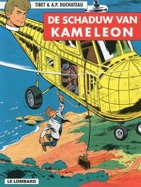 RIK RINGERS 04. SCHADUW VAN KAMELEON RIK RINGERS, TIBET, Paperback