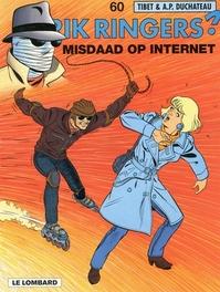 RIK RINGERS 60. MISDAAD OP INTERNET RIK RINGERS, TIBET, Paperback