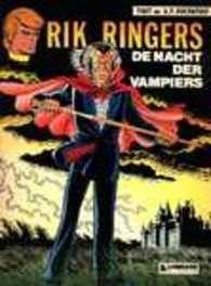 RIK RINGERS 34. DE NACHT DER VAMPIERS RIK RINGERS, TIBET, Paperback