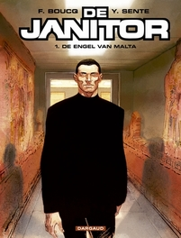 JANITOR HC01. DE ENGEL VAN MALTA JANITOR, BOUCQ, FRANCOIS, SENTE, YVES, Paperback