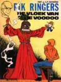 RIK RINGERS 37. VLOEK VAN DE VOODOO RIK RINGERS, TIBET, Paperback