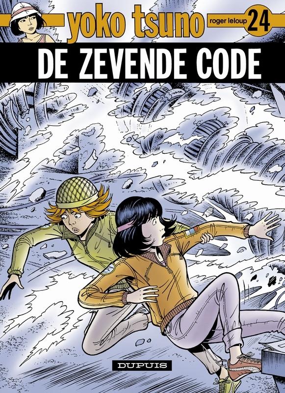 YOKO TSUNO 24. DE ZEVENDE CODE YOKO TSUNO, Leloup, Roger, Paperback